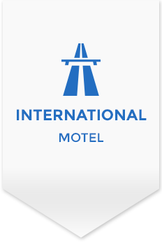 International Motel Logo
