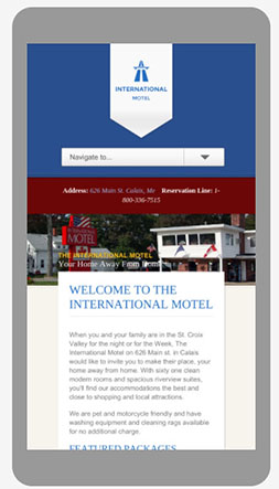The International Motel Mobile