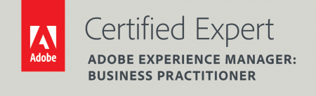 Certified Expert Adobe Experience Manager Business Practitioner