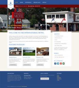 The International Motel Calais Maine