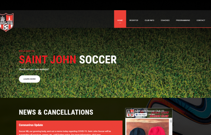 Saint John Soccer Club